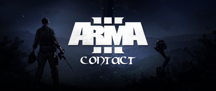 ARMA 3: Contact DLC kommt am 25. Juli